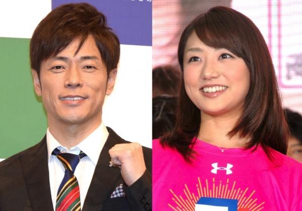陣内智則とフジ松村未央アナが婚姻届を提出 永遠に二人歩んで行く