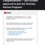 Youtubeチャンネルの収益化に成功!【Youtubeで1000万円稼ぐ!】