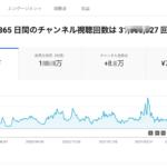 Youtube収益化から1年で目標1000万円に到達できたのか?